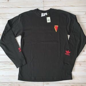 Adidas Mens Chicago Dee Lish Long Sleeve Shirt
